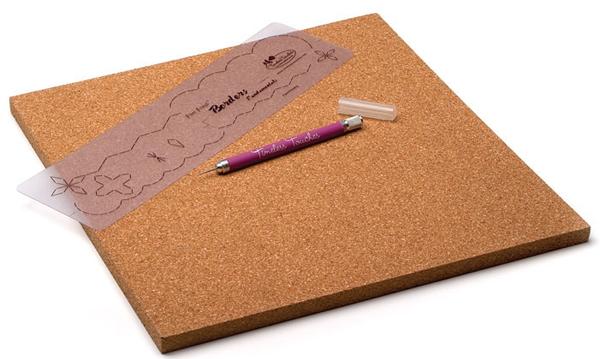 Cork pad